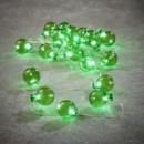 Гирлянда новогодняя Luca Lighting Зеленые лампочки
