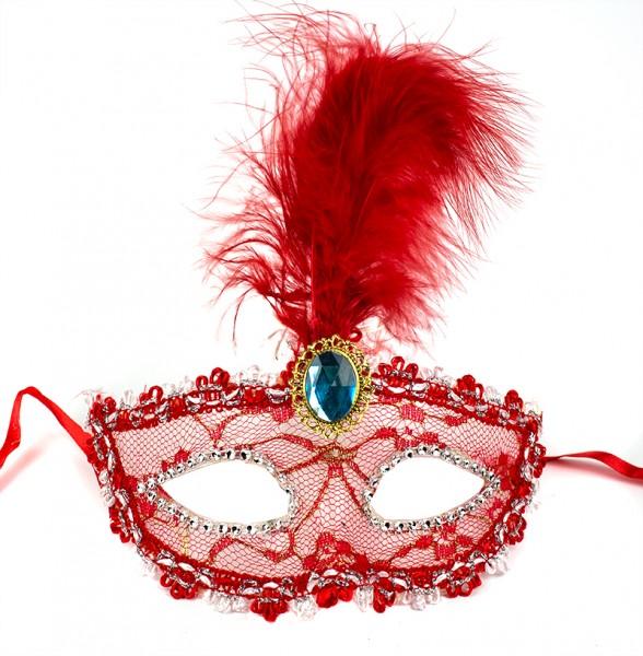 Карнавальная маска Патриция