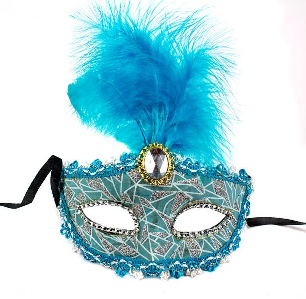 Маска карнавальная  Патриция