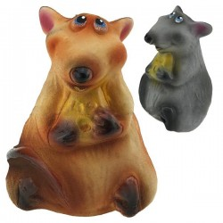 Копилка мышка с сыром