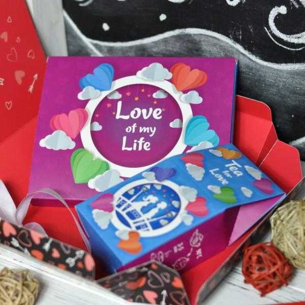 """Подарочный набор """"Love of my life"""""""