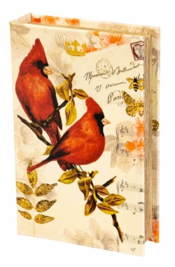 Книга-сейф Птицы