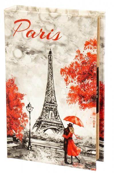 Книга-сейф Осень в Париже
