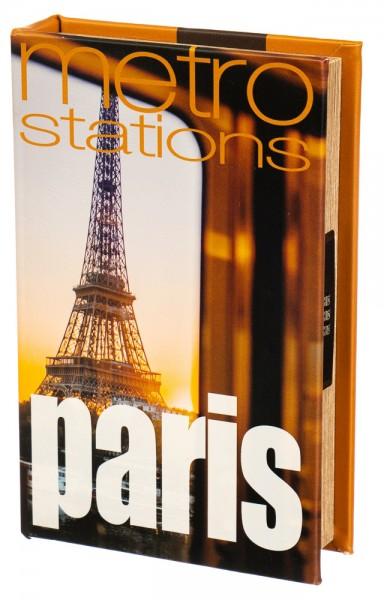 Книга-сейф Париж