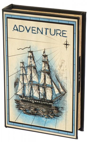 Книга-сейф Морское приключение