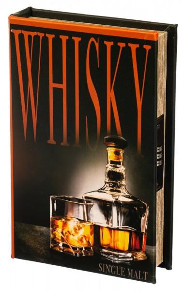 Книга сейф Виски