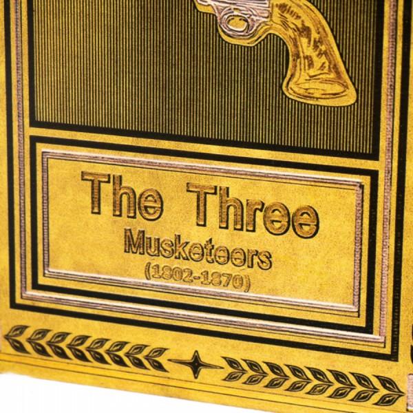 Книга-сейф Три мушкетёра