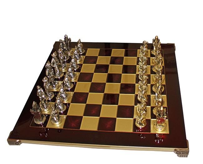Шахматы Manopoulos Рыцари средневековья