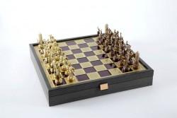 Шахматы Manopoulos в стиле греческой мифологии