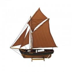 Макет рыболовецкого судна