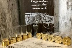 Алкогольный набор Стрелковая подготовка