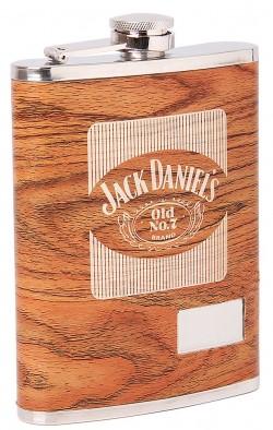 Фляга в коже Jack Daniel's