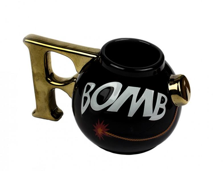 Чашка гигант Бомба