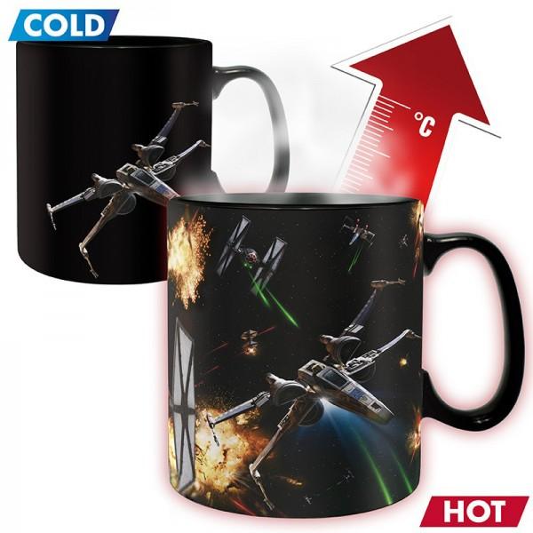 Чашка-хамелеон STAR WARS Space Battle