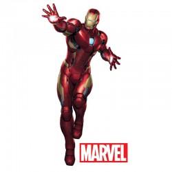 Наклейка MARVEL   Железный человек
