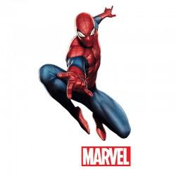 Наклейка MARVEL  Человек-паук