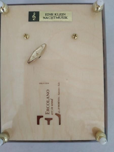 Музыкальная шкатулка для украшений ERCOLANO Nostalgia