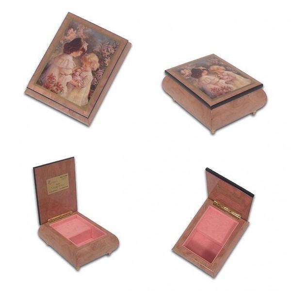 Музыкальная шкатулка ERCOLANO   Gift of Love