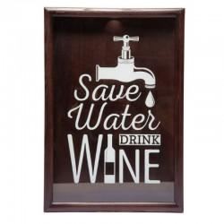 Копилка для пробок Save water