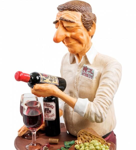 Статуэтка Коллекционер вина Forchino