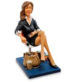Статуэтка Бизнес-леди  Forchino