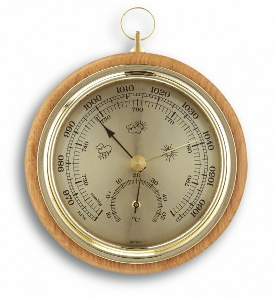 Барометр TFA с термометром 45100005