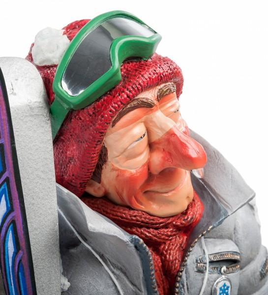 Статуэтка Лыжник  Forchino