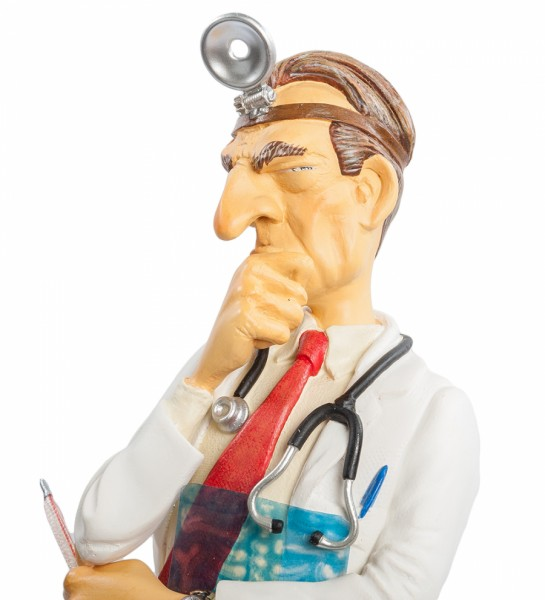 Статуэтка Доктор Forchino
