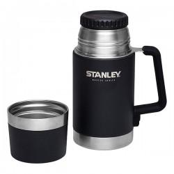 Термос пищевой Stanley Master Foundry 0.7 л Black