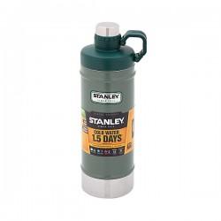 Термобутылка Stanley Classic 0.62л, зеленая