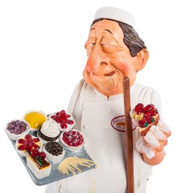 Статуэтка  Пекарь Forchino