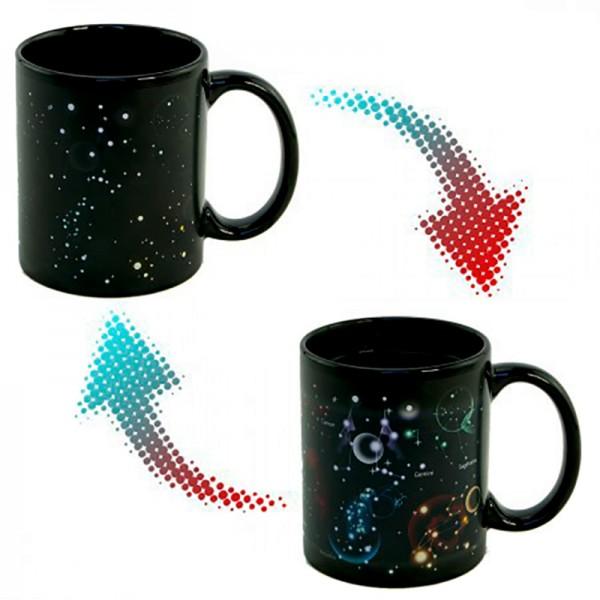 Чашка-хамелеон Созвездия