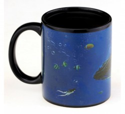 Чашка с терморисунком Океан
