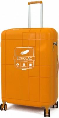 MONOGRAM/Electric Orange Чемодан на 4 колесах L (95/105л,5,3кг) (52x75x30см)