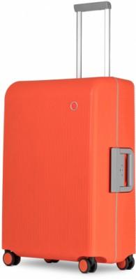 FUSION/Electric Orange Чемодан на 4 колесах M (67л,3,5кг) (48x67x25см)