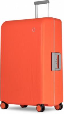 FUSION/Electric Orange Чемодан на 4 колесах L (105л,4,5кг) (55x77x28см)
