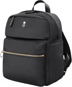 """ECHOLAC/Black Рюкзак с отдел. д/ноутбука 13"""" (л,кг) (см)"""