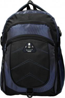 """BARBADOS/Black-Navy Рюкзак с отдел. для ноутбука 15,6"""" (34л) (31x48x23см)"""