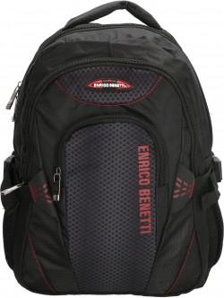 BONAIRE/Black-Red Рюкзак с отдел. для iPad (15л) (26x35x16см)