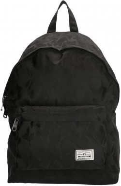 """GERONA/Black Рюкзак с отдел. для ноутбука 17,3"""" (18л) (31,5x42x14см)"""