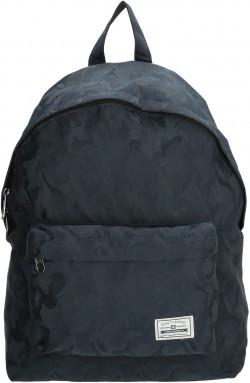 "GERONA/Navy Рюкзак с отдел. для ноутбука 17,3"" (18л) (31,5x42x14см)"