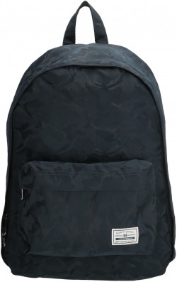 "GERONA/Navy Рюкзак с отдел. для ноутбука 17,3"" (25л) (32x44x18см)"