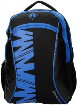 """NATAL/Black-Kobalt Рюкзак с отдел. для ноутбука 17"""" (35л) (32x46x24см)"""