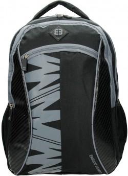 "NATAL/Black-Grey Рюкзак с отдел. для ноутбука 17"" (35л) (32x46x24см)"