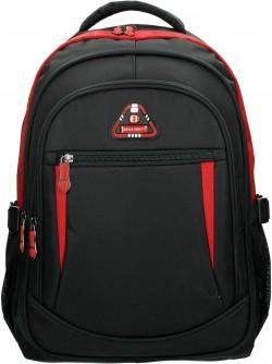 """SEVILLA/Black-Red Рюкзак с отдел. для ноутбука 15,6"""" (34л) (32x44x24см)"""