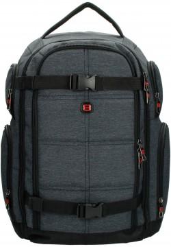 """BERKELEY/Grey Рюкзак с отдел. для ноутбука 15,6"""" и iPad (30л) (32x44x21см)"""