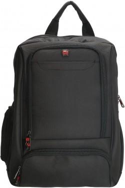 """CORNELL/Black Рюкзак с отдел. для ноутбука 15,6"""" (30л) (33x45x20см)"""