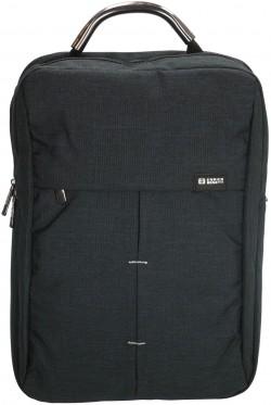 "SYDNEY/Black Рюкзак с отдел. для ноутбука 15,6"" (17л) (28x40x15см)"