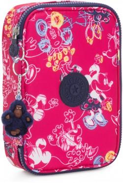 MICKEY / Doodle Pink Пенал для ручек 100 Pens (21x15x5см)