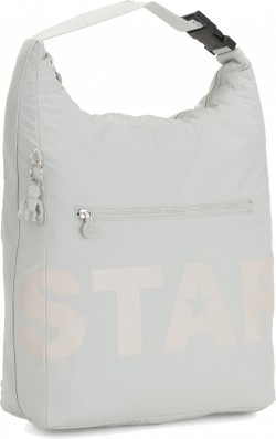 NEW CLASSICS + / Plaster Grey Сумка-рюкзак Morie женская (20л) (33x47x15см)